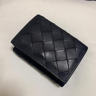 Bottega Veneta - ボッテガヴェネタ 三つ折り財布 イントレチャート ブラック