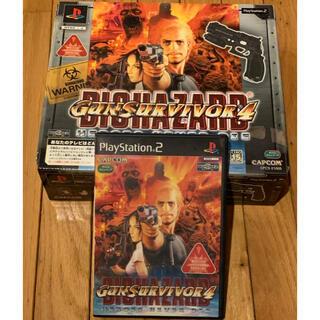 PlayStation2 - ガンサバイバー4 バイオハザードヒーローズネバーダイウィズガンコン2