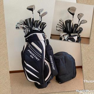 wilson - 人気‼️【良品】ゴルフクラブセット/メンズ ゴルフセット/キャディバッグ付き