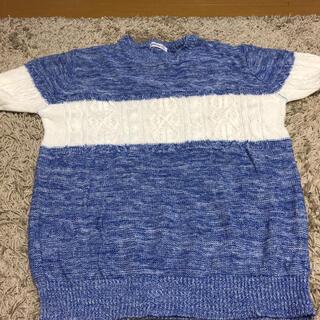 ウィゴー(WEGO)のニット 半袖(ニット/セーター)
