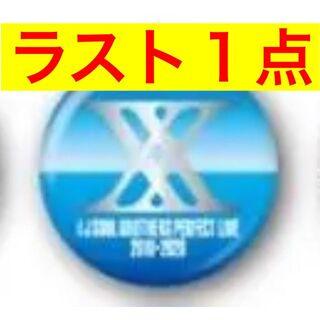 サンダイメジェイソウルブラザーズ(三代目 J Soul Brothers)の三代目 ロゴ PERFECT LIVE 2010 2020 ミニ 缶バッチ(ミュージシャン)