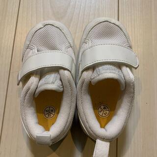 アシックス(asics)のアシックス 上靴 14cm 記名無し(スクールシューズ/上履き)