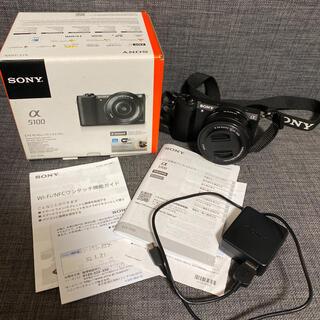 SONY - ソニーカメラ