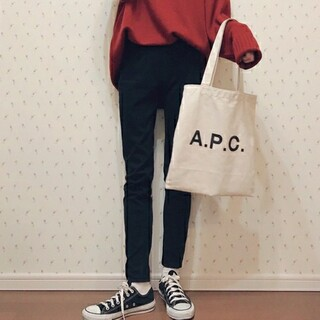 A.P.C - 【新品未使用♥️】 APC アーペーセー トートバッグ