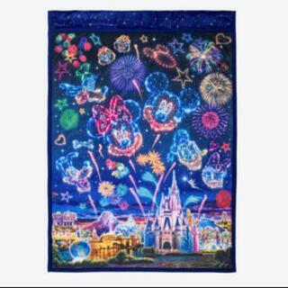 Disney - ディズニー 花火 毛布