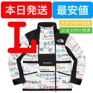 Supreme - Supreme North Face Steep Apogee jacket L