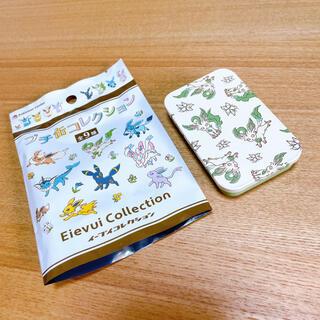 ポケモン(ポケモン)のプチ缶コレクション Collection リーフィア(キャラクターグッズ)