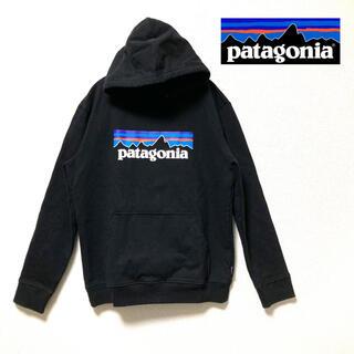 パタゴニア(patagonia)の【美品】Patagonia パタゴニア パーカー 裏起毛 厚手 フーディー(パーカー)