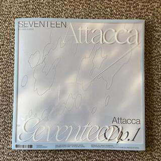 SEVENTEEN Attacca Op.1 パフォチ