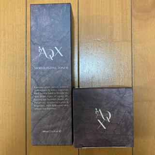 F organics - 新品未開封!窪塚洋介プロデュース AQX 化粧水 クリーム セット