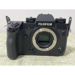 富士フイルム - FUJIFILM富士フィルムX-h1 ボディWi-Fi &Bluetooth内蔵
