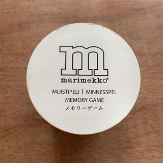マリメッコ(marimekko)のmarimekko マリメッコ メモリーゲーム(その他)