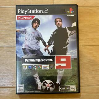 KONAMI - PS2 ワールドサッカー ウイニングイレブン9
