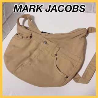 MARC BY MARC JACOBS - MARK BY MARK JACOBS ジーンズ型 ショルダーバック 正規品