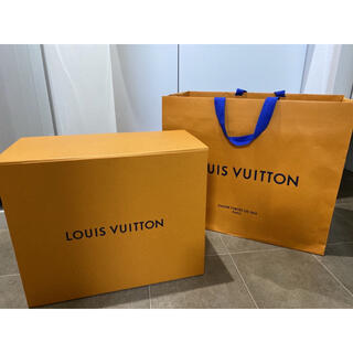 LOUIS VUITTON - ルイヴィトン 箱 袋
