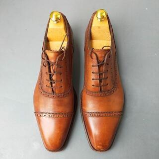 リーガル(REGAL)の#0301【SHETLAND FOX:革靴(クオーターブローグ)】(ドレス/ビジネス)