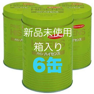 パインハイセンス 6缶(入浴剤/バスソルト)