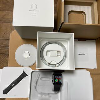 Apple Watch - 超希少 Apple Watch 3 Edition  セラミック 42mm
