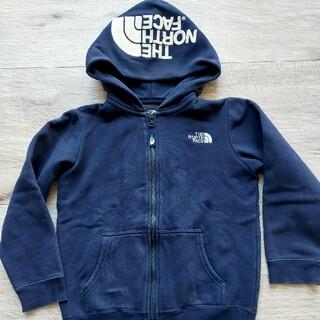 THE NORTH FACE - THE NORTH FACE パーカー 130cm