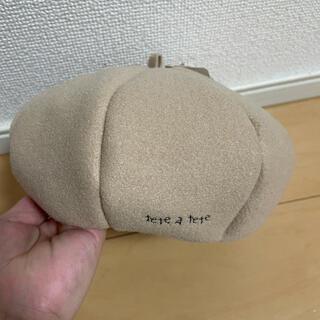 futafuta - テータテート ベレー帽