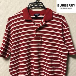 バーバリー(BURBERRY)のBURBERRY s/s Polo Shirt(ポロシャツ)