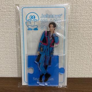 Johnny's - Snow Man アクリルスタンド