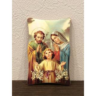 聖家族 Sacra Familia●イタリア製●置物●壁掛け●インテリアにも最適(置物)