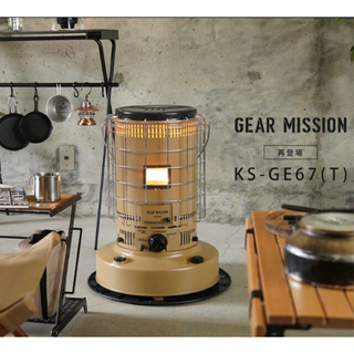 Snow Peak - トヨトミ toyotomi ギアミッション KS-GE67T キャンプ CAMP