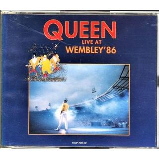 ★クイーン★ライヴ・ウェンブリー 1986★送料込★Queen★Wembley★