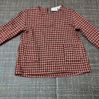 ザラキッズ(ZARA KIDS)のZARAベビー カットソー size92(Tシャツ/カットソー)
