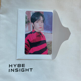ENHYPEN HYBE INSIGHT ハイブ 限定トレカ ヒスン