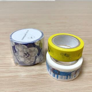 mina perhonen - ミナペルホネン マスキングテープ セット