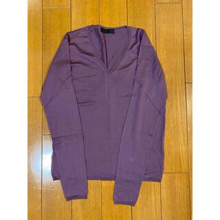 PRADA - PRADA プラダ シルク100%セーター