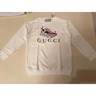 グッチ(Gucci)のGucci グッチ スウェットシャツ(トレーナー/スウェット)