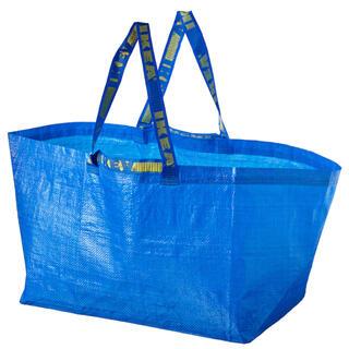 IKEA - IKEA バッグ Lサイズ 2枚