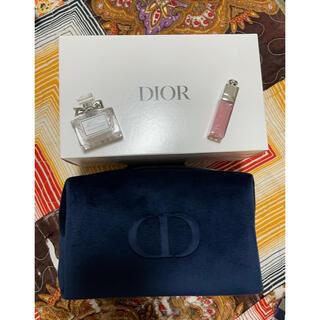 Dior - ディオール アディクトクリスマスオファー 2021 限定ポーチセット