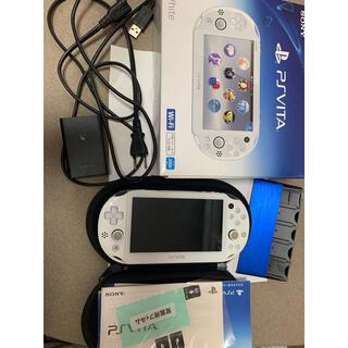 プレイステーションヴィータ(PlayStation Vita)のPlayStation®Vita(PCH-2000シリーズ) Wi-Fiモデル(家庭用ゲーム機本体)