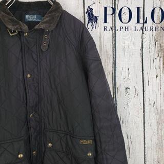 ポロラルフローレン(POLO RALPH LAUREN)のポロラルフローレンキルティングジャケット Mサイズ(ダウンジャケット)