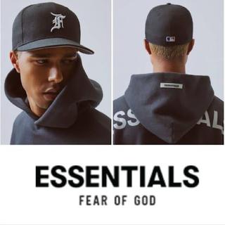 フィアオブゴッド(FEAR OF GOD)のFear of God essentials FOG New Era キャップ(キャップ)