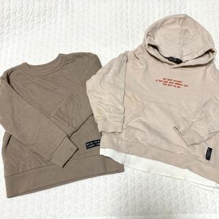 フタフタ(futafuta)のトレーナー&パーカー 100(Tシャツ/カットソー)