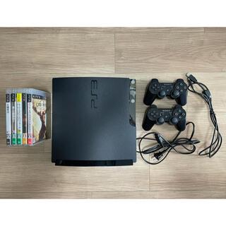 PlayStation3 - SONY PlayStation3本体(120GB SSD)+ソフト5本セット