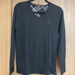バーバリーブラックレーベル(BURBERRY BLACK LABEL)のバーバリー ブラックレーベル M 2(Tシャツ/カットソー(七分/長袖))