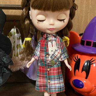 ドール服 アウトフィット ワンピース(人形)