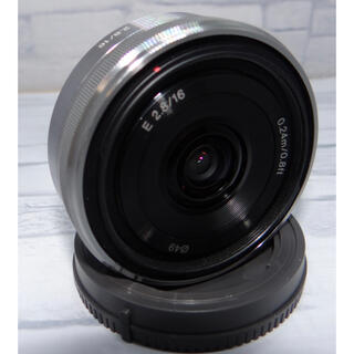 SONY - SONY ソニー E 16mm F2.8⭐️単焦点レンズ⭐️