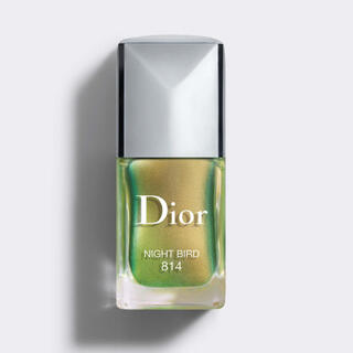 ディオール(Dior)の数量限定色 新品 DIOR ディオール ヴェルニ 814 ナイトバード(マニキュア)