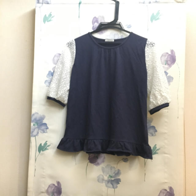 GU(ジーユー)のキッズ キッズ/ベビー/マタニティのキッズ服 女の子用(90cm~)(Tシャツ/カットソー)の商品写真