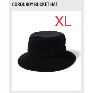 ワコマリア(WACKO MARIA)のWACKOMARIA CORDUROY BUCKET HAT XL(ハット)