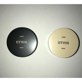 【新品、未使用】エトヴォス ナイトミネラルファンデーション #35