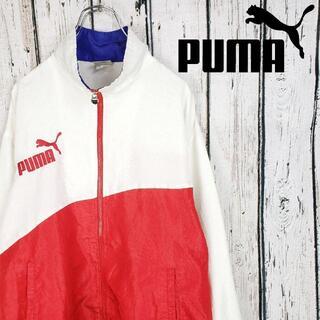 プーマ(PUMA)のPUMA プーマナイロンジャケット XLサイズ(ナイロンジャケット)
