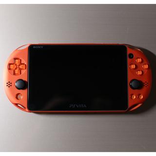 プレイステーションヴィータ(PlayStation Vita)のplay station Vita (PCH-2000)本体(家庭用ゲーム機本体)